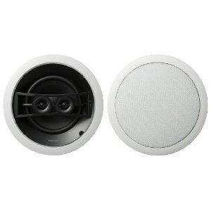 S-IC821D Custom Series 8-Inch Circular In-Ceiling Speaker (Single)