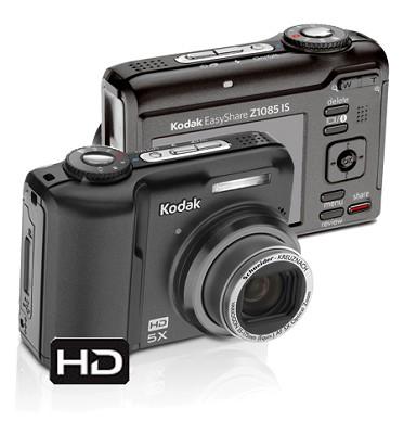 EasyShare Z1085 Zoom Digital Camera w/ HD Capture