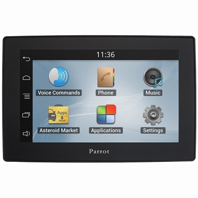 Asteroid TABLET In-Car Multimedia System with Apps, Music, Bluetooth - PF360008