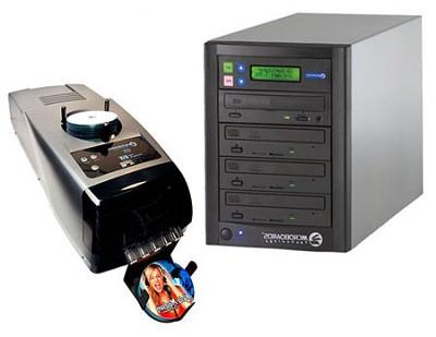 QD DVD Tower and GX Autoprinter Bundle