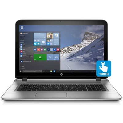 ENVY 17-s010nr 6th-gen Intel Core i7-6500U 17.3` Touchscreen Notebook