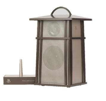 AW825 Mission Style Wireless Speaker (Bronze)