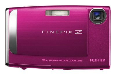 FinePix Z10fd 7.2MP Digital Camera (Pink)