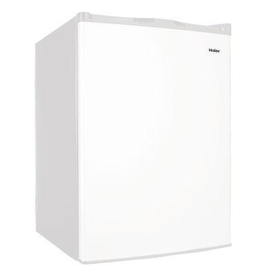 4.5 Cubic Feet White Compact Refrigerator - HC45SG42SW