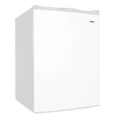 4.5 Cubic Feet White Compact Refrigerator - HC45SG42SW