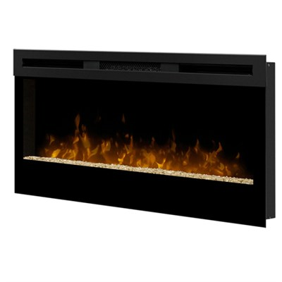 Wickson 34` Wall Mount Electric Fireplace