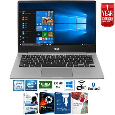 13.3` Ultra-Lightweight Touchscreen Laptop Core i5 + Extended Warranty Pack