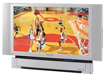 PT-50LC14 50` 16:9 HDTV Ready LCD Projection TV - HDMI & SD / PCMCIA Card Slots