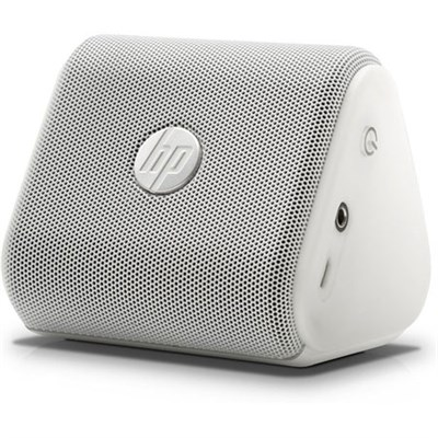 Roar Mini Bluetooth Speaker - White (G1K4AA#ABL)