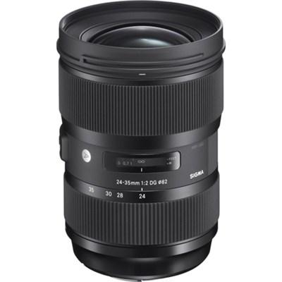 24-35mm F2 DG HSM Standard-Zoom Lens for Canon EF Cameras