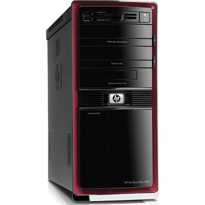 Pavilion Elite HPE-500f Desktop PC AMD Phenom II 1045T Six-Core Processo