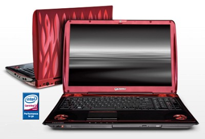 Qosmio X305-Q711 17` Notebook PC (PQX32U-04N01N)