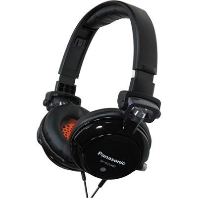 RP-DJS400-K DJ Street Model Headphones (Black)
