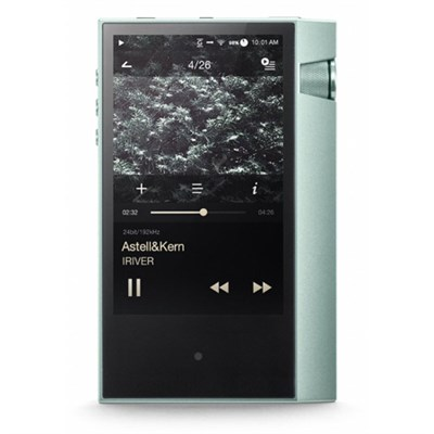 AK70 Portable High-Resolution Audio Player - Misty Mint - OPEN BOX