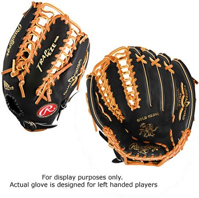 Heart of the Hide 12.75 inch Dual Core Baseball Glove (Left Handed Throw)