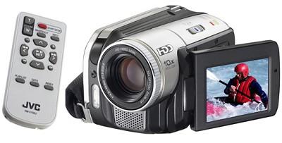 GZ-MG70 Everio Digital Media Camera with 30GB Hard Drive / 10x Optical Zoom