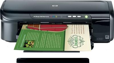 E809A - Officejet 7000 Wide Format Printer