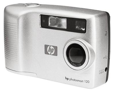 PhotoSmart 120 Digital Camera