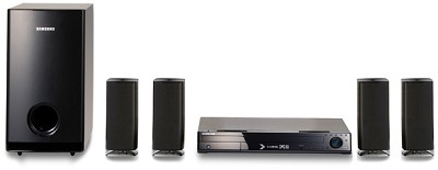 HT-Z510T 5 Disc Home Theater System