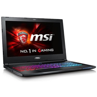 GS60 GHOST-242 Intel Core i7-6700HQ 15.6` Gaming Notebook Laptop