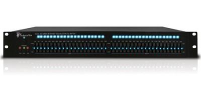 EQ-B7100 Pro Dual 20 Band Graphic Equalizer (Black)