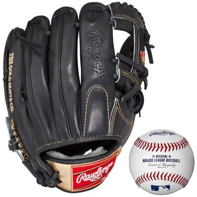 Gold Glove Series Opti-Core 11.75` Baseball Glove w/ Rawlings Baseball