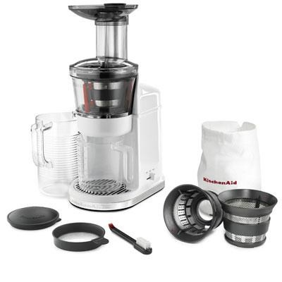 Maximum Extraction Juicer in White - KVJ0111WH