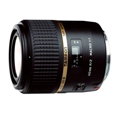 SP AF60mm F2 Di II LD (IF) 1:1 Macro Lens For Nikon AF Refurbished