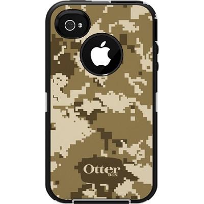 Defender Series Case for iPhone 4/4S - White Desert