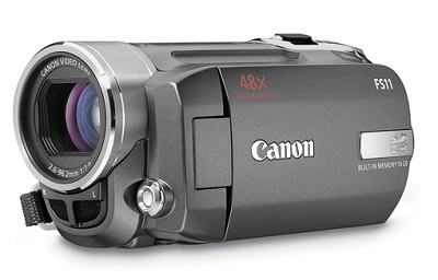 FS11 SD + HDD Dual Flash Memory Camcorder