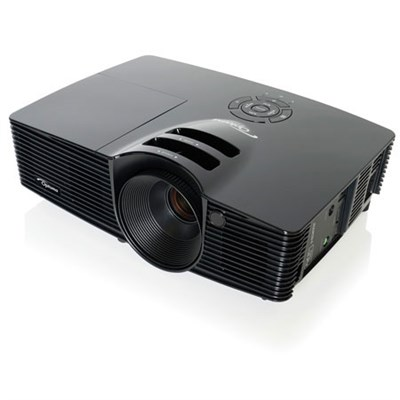 Full 3D SVGA 3500 Lumen DLP Projector with Superior Lamp Life and HDMI