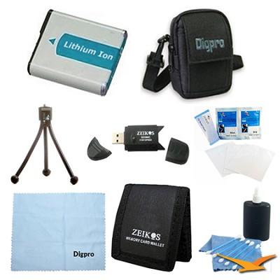 Loaded Value NB-4L Battery Kit for Canon ELPH 100, 300 & 310