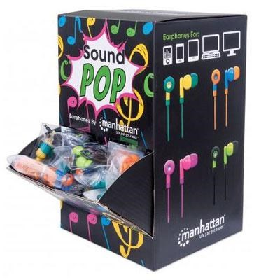 SoundPOP Earphone Countertop Display/Dispenser - 178822
