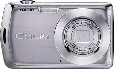 Exilim S5 10MP 2.7` LCD Digital Camera (Silver)