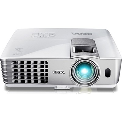 MS612ST 3D Ready Short Throw SVGA White Projector (616 RETAIL)