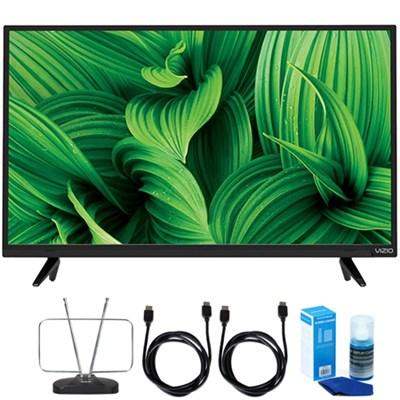 D32hnx-E1 D-Series 32` Full Array LED TV Cut The Cord TV Bundle