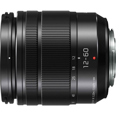 LUMIX G VARIO 12-60mm F3.5-5.6 ASPH. Power OIS Lens