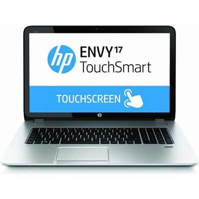 ENVY TouchSmart 17.3` HD+ LED 17-j030us Notebook PC - Intel Core i7-4700MQ Proc.
