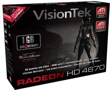 Radeon HD4670 1GB PCIe  Model # 900251