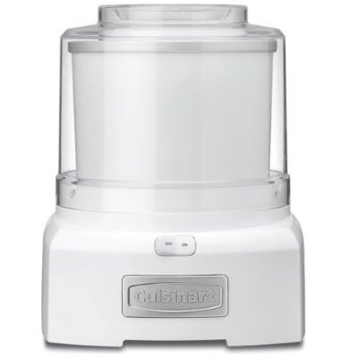 ICE-21 Frozen Yogurt-Ice Cream & Sorbet Maker