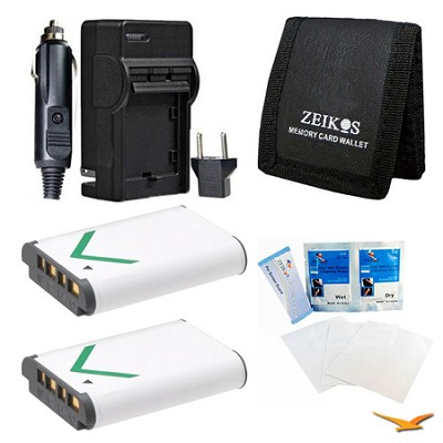 Travel Power Kit for the Sony DSC-RX100