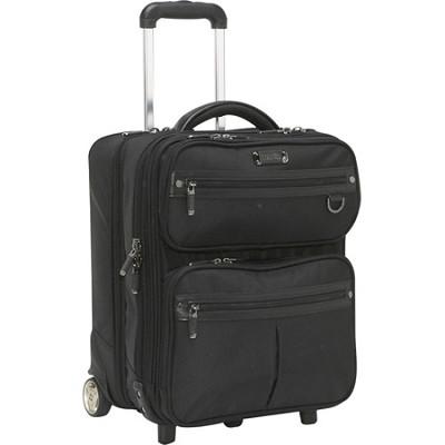 533025 - `Gotta Keep On Rollin` Wheeled Portfolio Computer Case