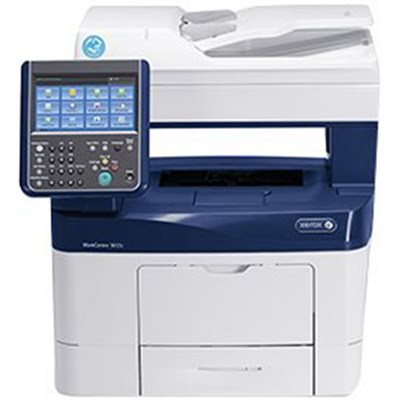 WorkCentre Multifunction Printer in Blue/White - 3655I/SM