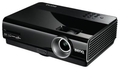 MP626 BLK Projector DLP XGA 2700 ANSI Lume 3D Enabled LAN Ready