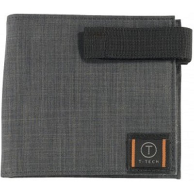 T-Tech Waist Stash, Charcoal