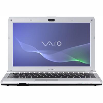 VAIO VPCYB33KX - 11.6 Inch Notebook PC - Silver E-450 Processor