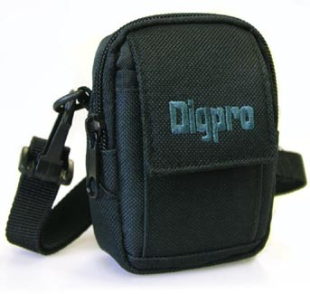 Mini Digital Camera Deluxe Carrying Case - DP1000
