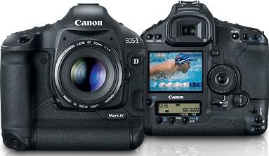 EOS-1D Mark 4 Digital SLR Camera Body-In Stock