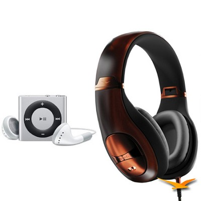 Mode M40 Mode Headphones - Copper/Black With Ipod Shuffle