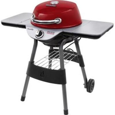 Patio Bistro Electric Grill in Red - 17602047